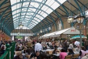 Punct de atractie in Londra - Covent Garden