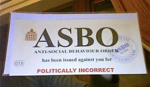 Ce se ascunde sub abrevierea ASBO?