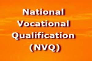 Calificare profesionala nationala - NVQ