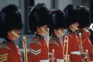 Schimbarea Garzilor Regale de la Palatul Buckingham