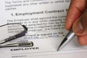 Tot ce trebuie sa stiti despre contractul de munca
