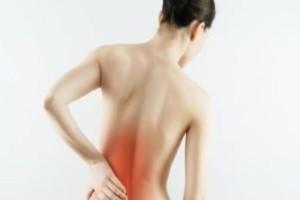 dureri cronice de spate și de șold cauzează