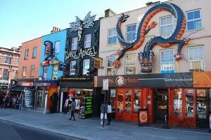 Camden - un loc unde nu se intalnesc numai