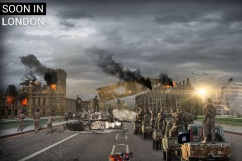 ISIS ameninta cu noi atacuri in Londra!