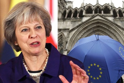 Theresa May nu poate declansa Brexitul?!