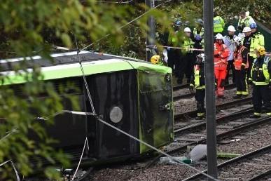 Accident grav in sudul Londrei!