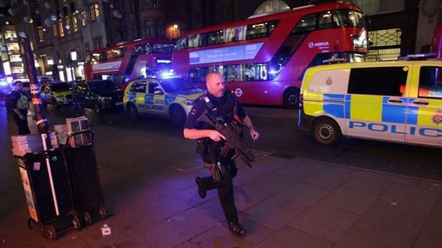 Alerta falsa in Londra, in zona Oxford Street!