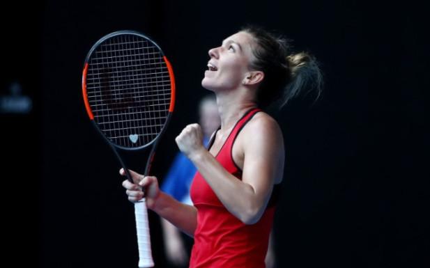 Simona Halep este in finala Australian Open!
