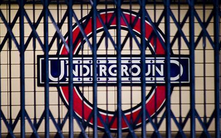 Greva la metroul din Londra!