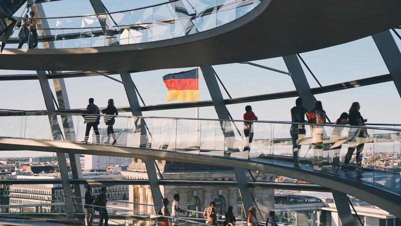 Surprinzătoarea îngrijorare a nemților față de imigranți