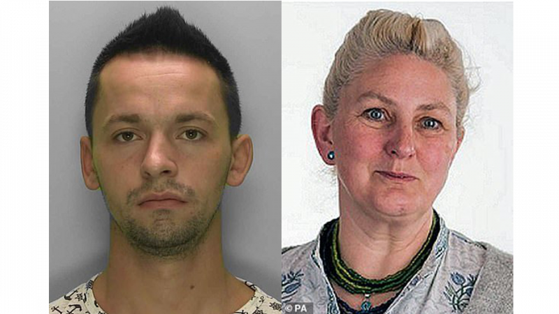 Bărbat român condamnat pentru omorul doamnei  Valerie Graves după 6 ani!