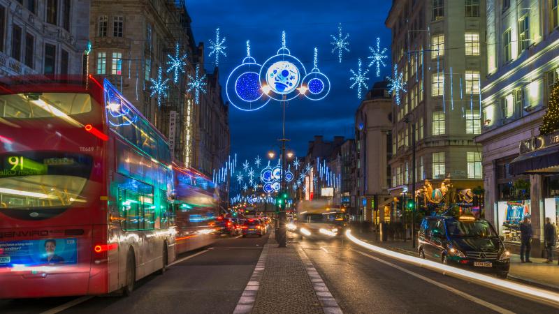 Sistemul de transport public în Londra în timpul sărbătorilor: toată informația necesară!