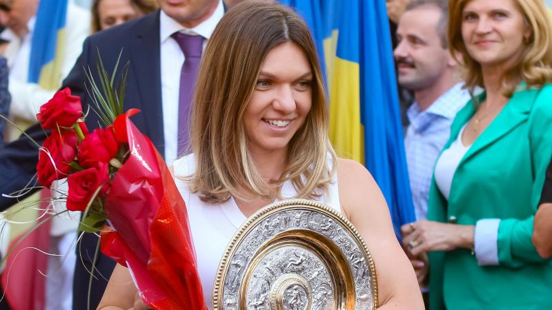 Românca Simona Halep s-a calificat în semifinalele de la Australian Open