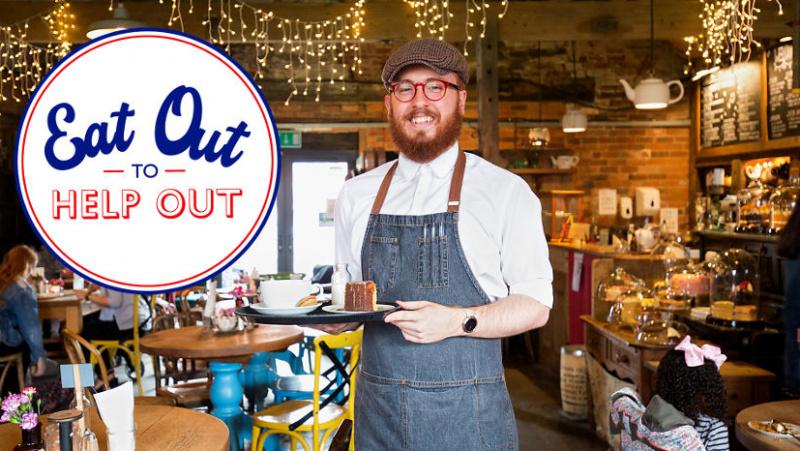 Peste 10,500,000 de meniuri revendicate în cadrul schemei Eat Out to Help Out!