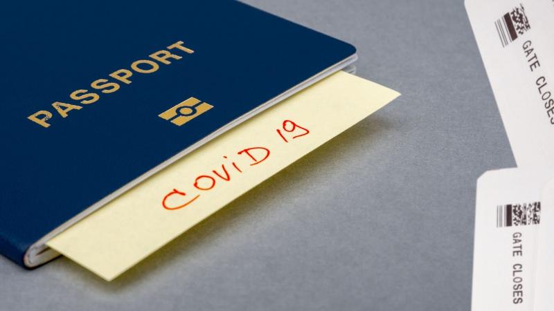 Pașapoarte de vaccin pentru a ușura călătoriile!