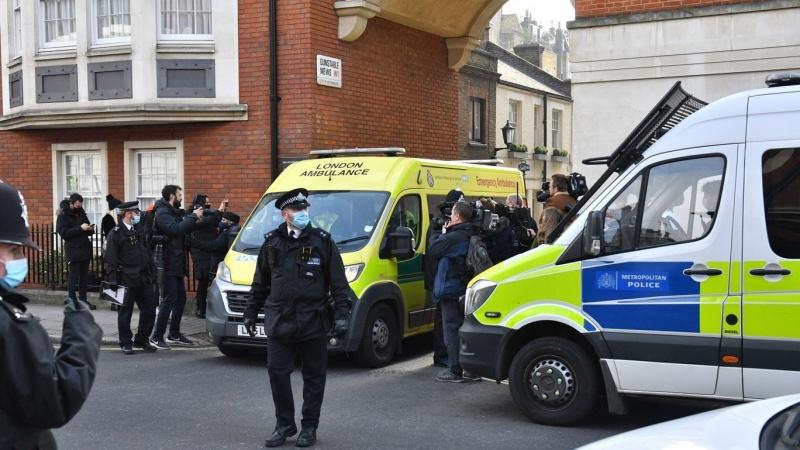 Ultima oră: Ducele de Edinburgh a fost transferat la spitalul Sf. Bartolomeu