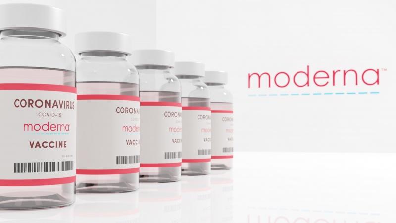 Vaccinul Moderna va fi introdus în UK în două săptămâni