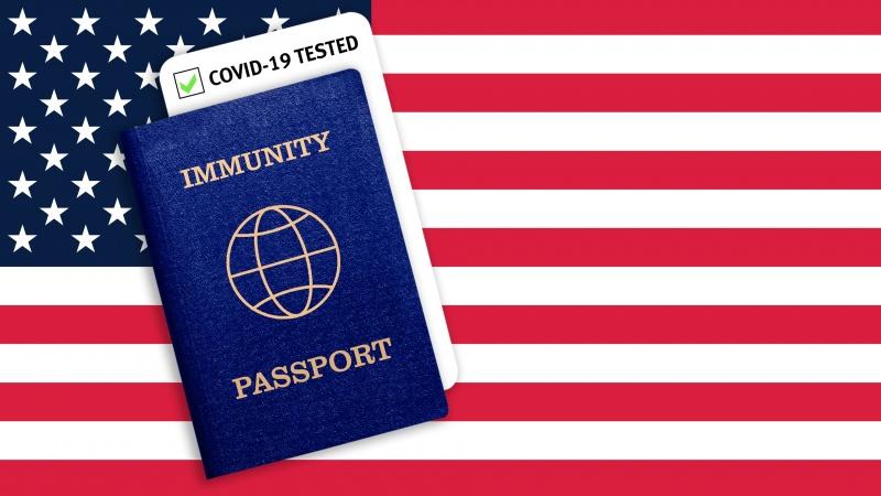 New York arată cum ar putea funcționa pașapoartele Covid în Marea Britanie