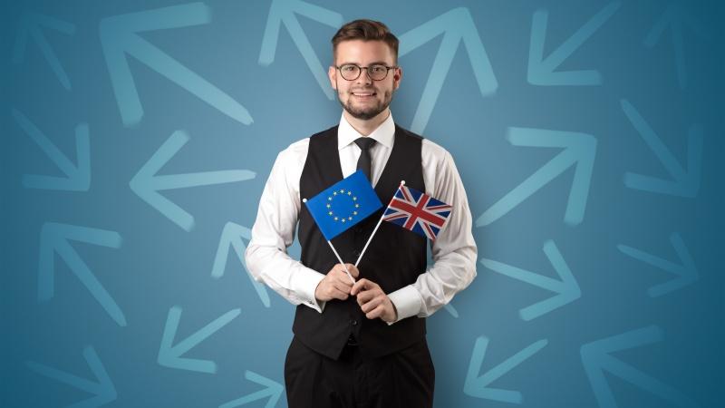 Câţi cetăţeni UE se află în UK? Românii, printre fruntași