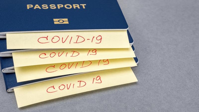 Pașaportul de Covid NHS încă nu este recunoscut în unele țări UE