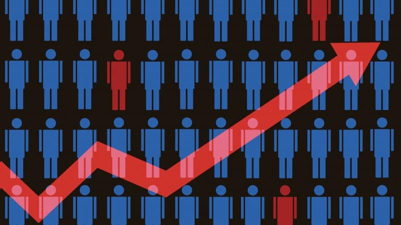 Numărul cazurilor zilnice din UK din nou în creștere cu aproape 20%