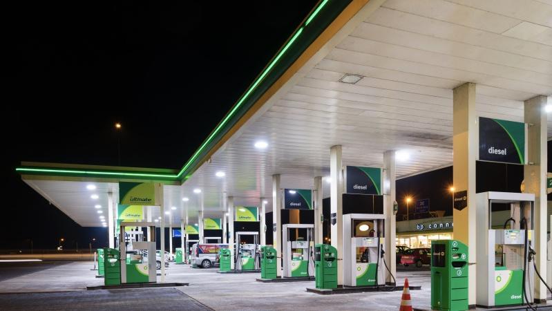 BP va face livrări cu rația către stațiile de petrol