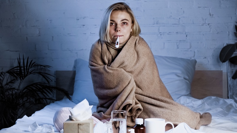 Cazurile de gripă sezonieră vor crește masiv!! Câți britanici ar putea fi în pericol fatal?