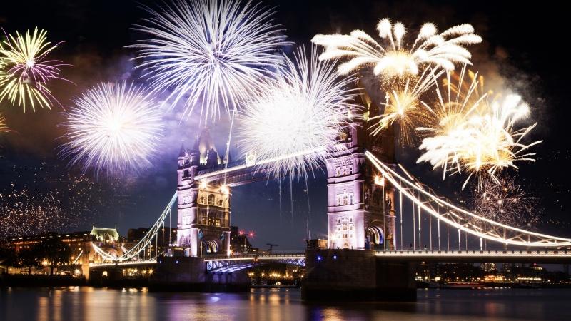 Spectacolul de artificii de revelion din Londra anulat din nou