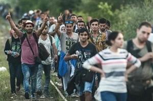 Criza imigrantilor ia amploare!