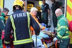 Incident grav la metroul din Londra!