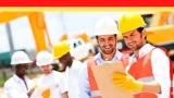 Londra muncitori in constructii